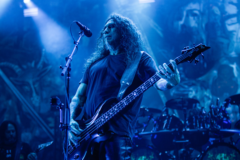 Tom Araya, Slayer