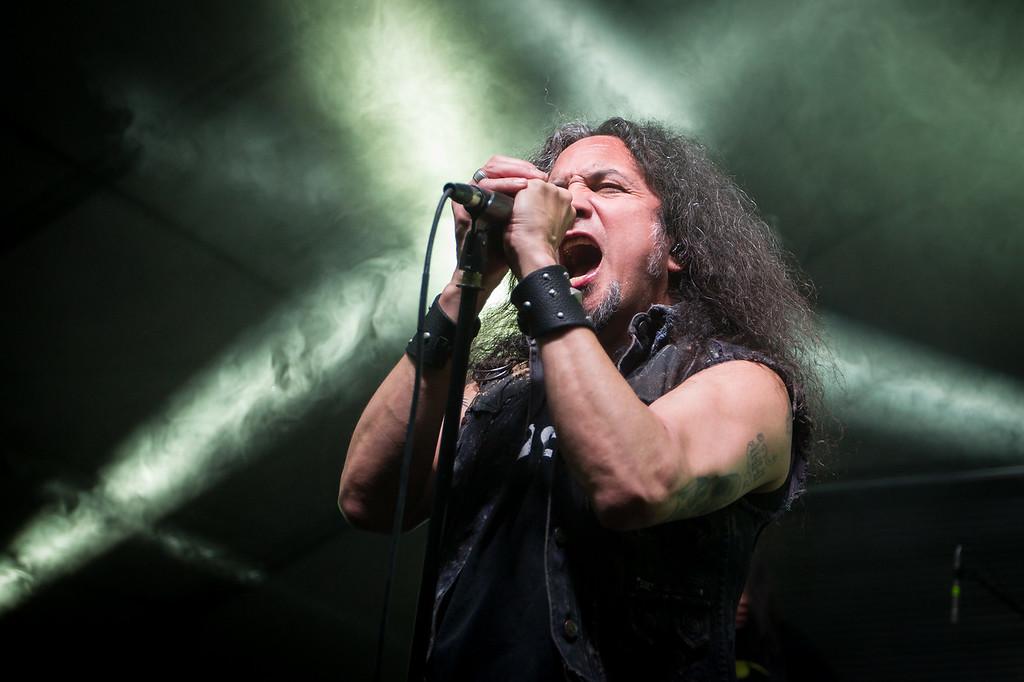Mark Osegueda, Death Angel