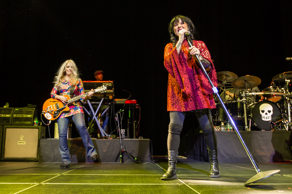 Nancy & Ann Wilson or Heart