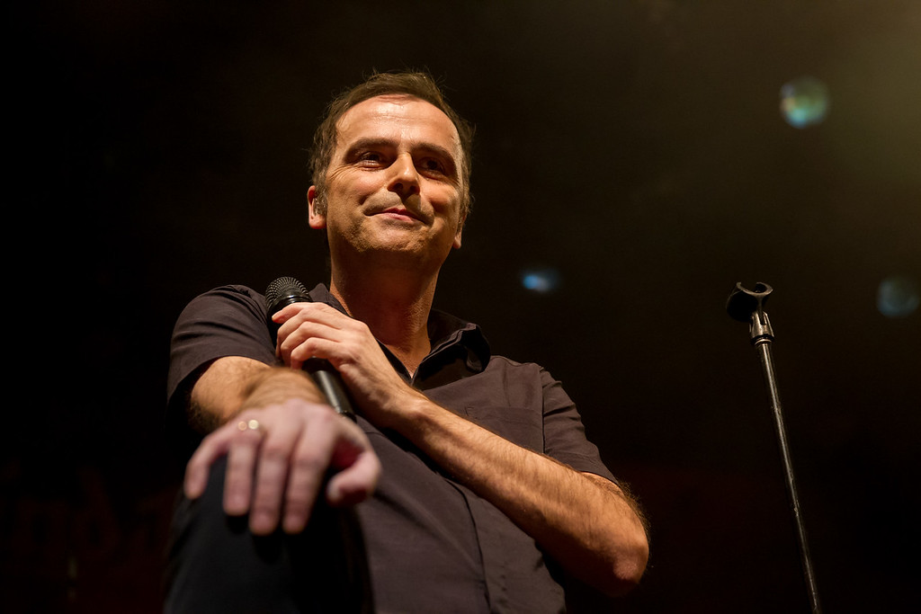 Hansi Kürsch of Blind Guardian