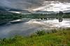 Morgenstemning ved Skjelbreidvatnet