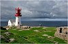 Ut mot havet fra Lindesnes<br /> <br /> From Lindesnes,the southernmost mainland point in Norway