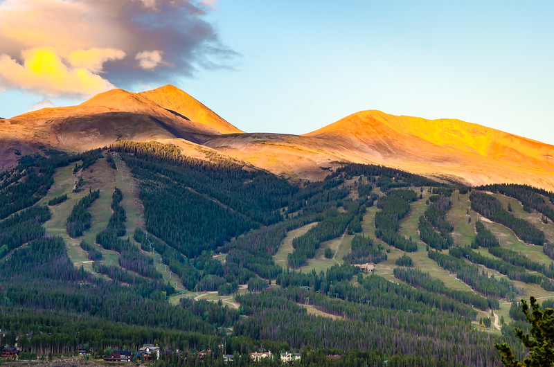 Breckenridge - ski season is  coming