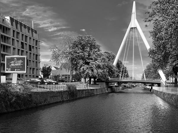 Pont de la Fonderie - Mulhouse