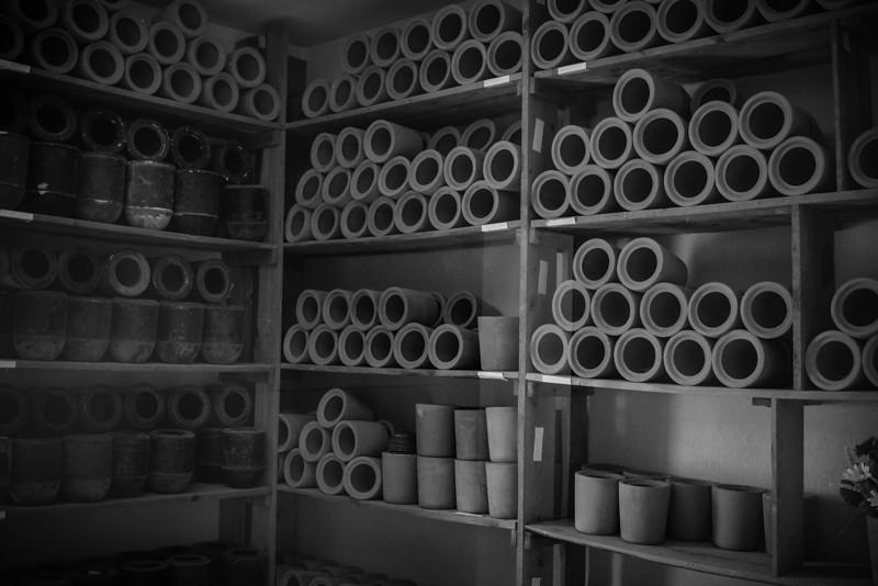Camp de concentration du Struthof - Salle des urnes