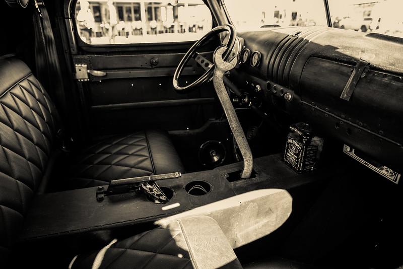 Vieux pickup original