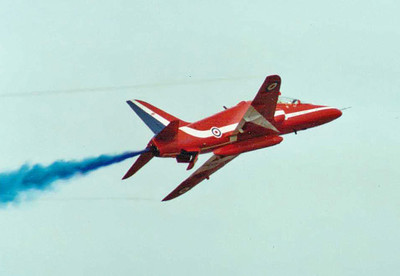 Red Arrows 4 SM