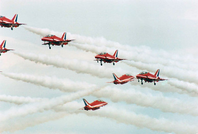 Red Arrows 7 SM