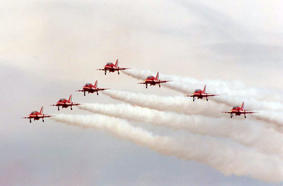 Red Arrows 3 SM