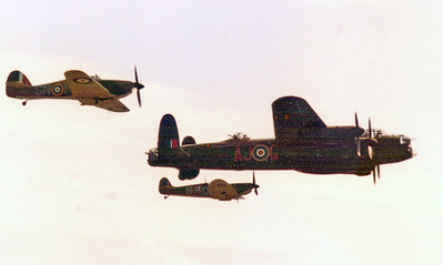 Battle of Britain flight 2 SM