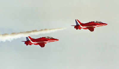 Red Arrows 11 SM