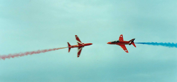 Red Arrows 8 SM