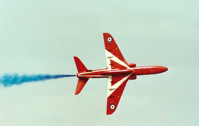 Red Arrows 5 SM