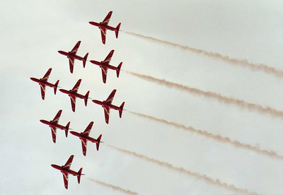 Red Arrows 6 SM