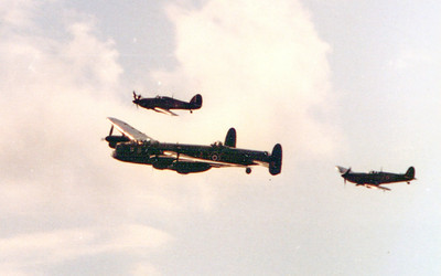 Battle of Britain flight SM