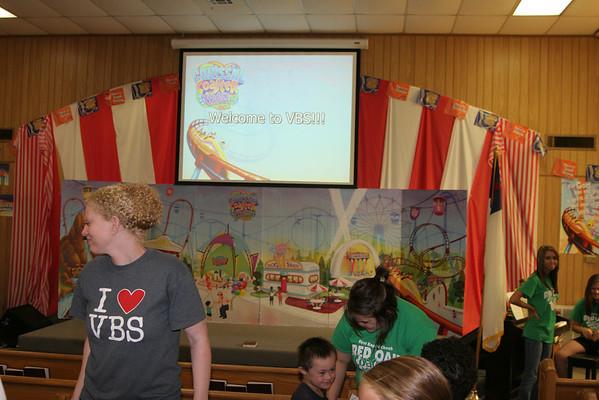 Red Oak FBC VBS Program 2013