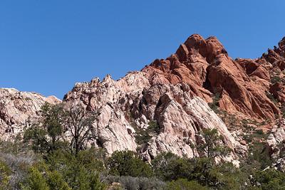 Red Rock Canyon, Nevada (April, 2010)