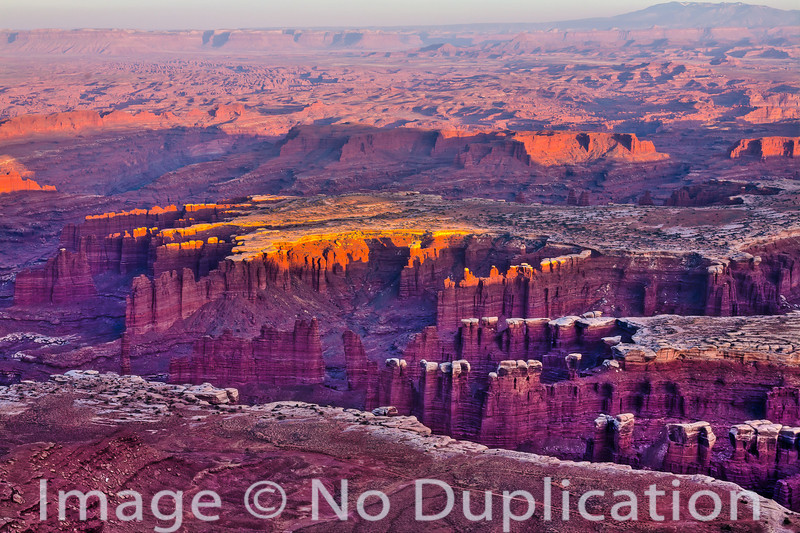 White Rim, Canyonlands National Park