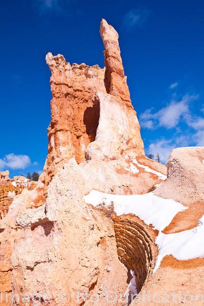 Bryce Canyon HooDoo, Bryce Canyon National Park