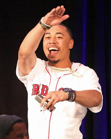 Red Sox Winter Weekend, Jan 21, 2017