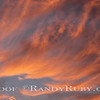 Friday the 13th.  Sunset~    Taken 7-13-12
