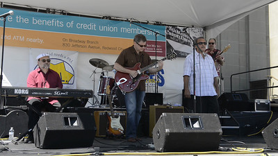 Barber Davis Blues Band