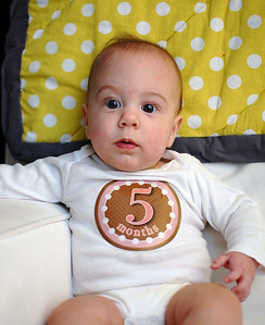 Reese 5 months