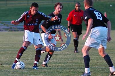 PDL: Springfield Demize tame Rapids U23 by 3-1 Score