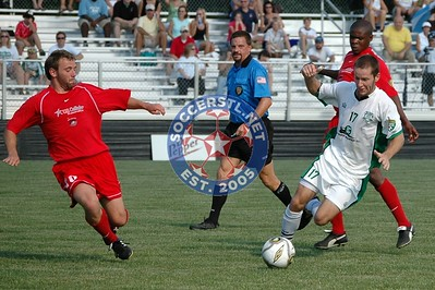 Des Moines Menace at St. Louis Lions - July 15th