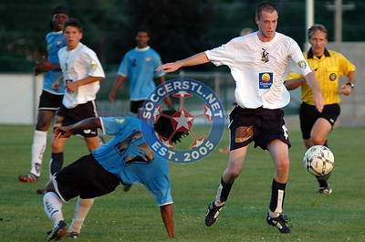 PDL: Springfield Demize vs Indiana Invaders