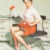 Spotty Performance (Occupational Hazard; Stenographer) - 1962