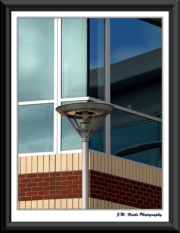Window Reflections - Civic Center - Hillsboro, Oregon