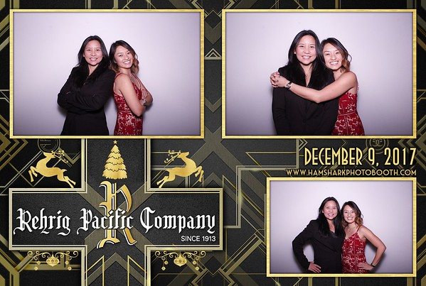 Rehrig Holiday Party 2017