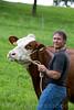 Bauer in Reigoldswil © Patrick Lüthy/IMAGOpress.com