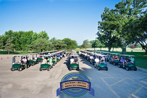 Reiman - Petit Memorial Golf Tournament 2015