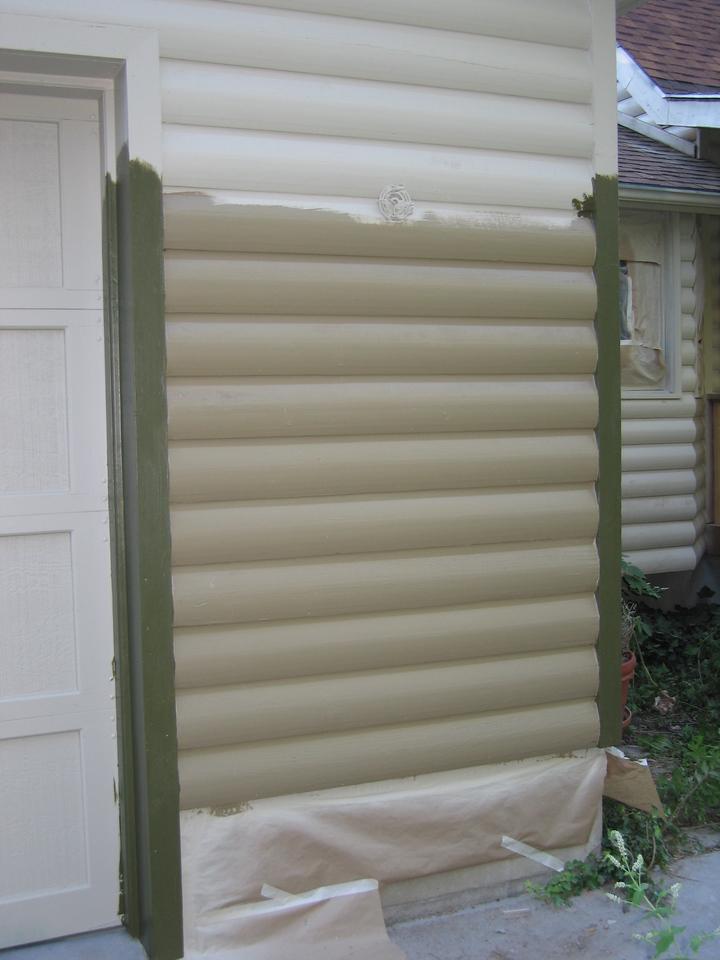 An example of Kelly's chosen color scheme