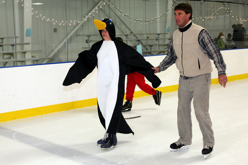 Penguin Skate and GVO 019