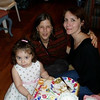 Denali's mom with Cristina and little Luisa Maria