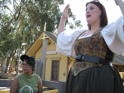 Renaissance Fair in Fremont