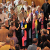Blessing and Laying On of Hands.