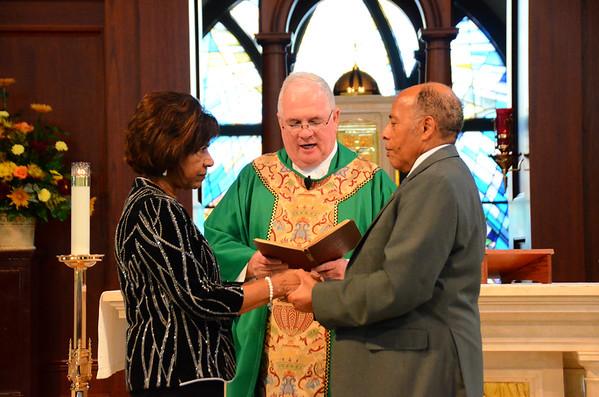 Cathy and Joe Renew Wedding Vows