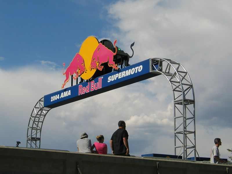 Saturday October 2, 2004, the AMA SuperMoto comes to downtown Reno, NV.