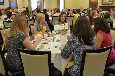 "J.S.Carras/The Saratogian   during Rensselaer County Regional Chamber of Commerce ""Wonder Women Roundtables"" Thursday, August 14, 2014 at The Century House in Latham, N.Y.."
