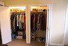Closet in this bedroom