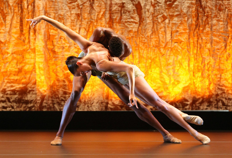 Alonzo King's LINES Ballet, courtesy of Jacob's Pillow
