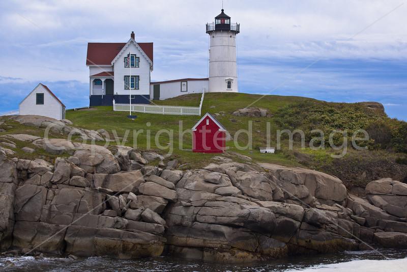 Lighthouse at Cape Neddick