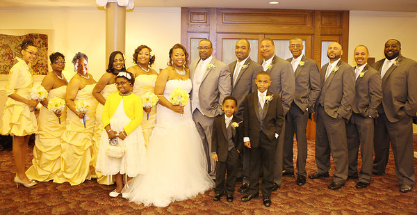 Retouched Dedra Wedding