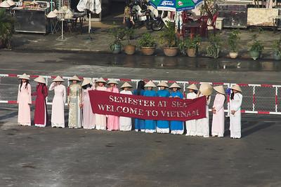 Return to Vietnam - July  2006