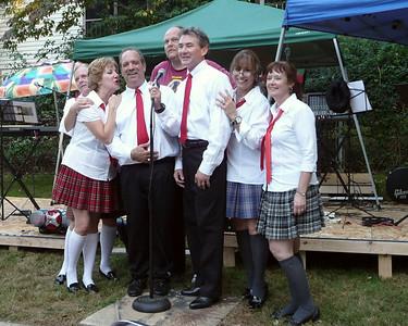 September 25, 2010 SJS Class of 1967 Party