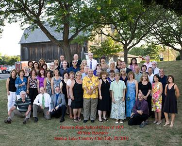 GHS Class of '71 Reunion